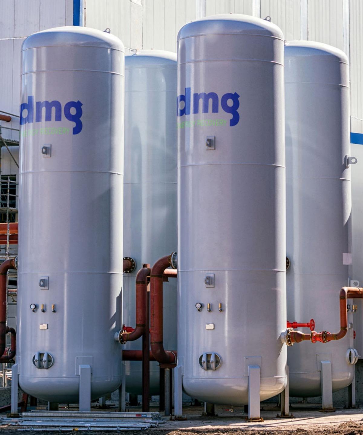 Dmg Energy Recovery